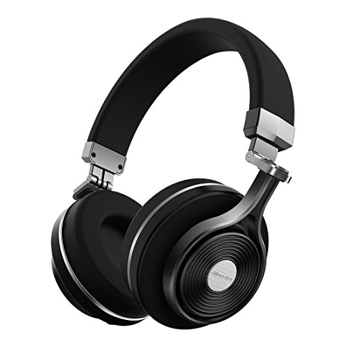 Price comparison product image Bluedio T3 (Turbine 3rd) Extra Bass Wireless Bluetooth 4.1 Stereo Headphones(Black)