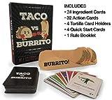 Taco vs Burrito - The Wildly Popular Surprisingly