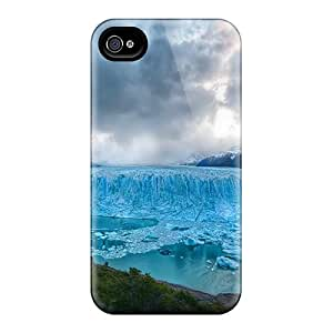 High-quality Durability Cases For Iphone 6(nature Mountains Glacier In The Mountains)