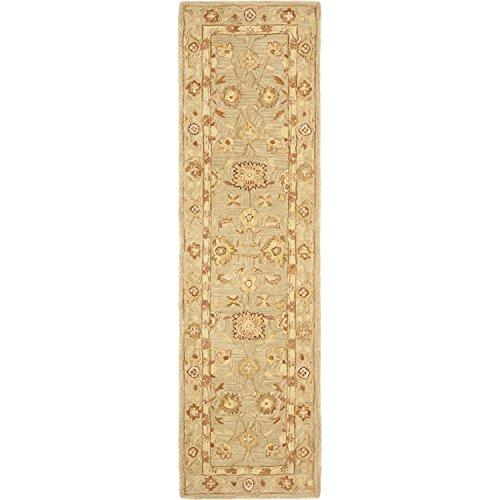 Safavieh Anatolia Collection AN556K Handmade Traditional Oriental Sage Wool Runner (2'3