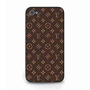Funda For iPhone 4/iPhone 4S Luxury Brand LV Phone Funda Hard Funda Louis And Vuitton Phone Funda MK44