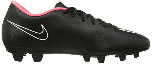 Black 2 Punch Vortex Mercurial Football Fg White mens hyper boots white Black Nike Black Cq0OntEx