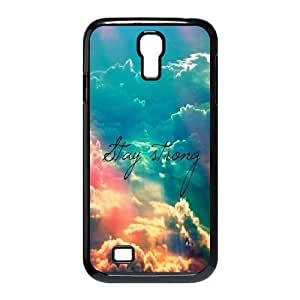 WEUKK Stay Strong Samsung Galaxy S4 I9500 phone case, diy phone case for Samsung Galaxy S4 I9500 Stay Strong, diy Stay Strong cover case