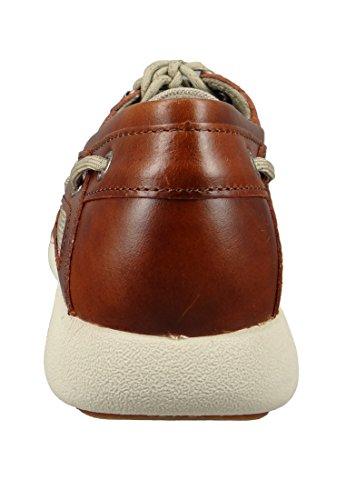 Hommes Bateau Marron Clouthitch Fgl Lite Chaussures Sebago 6xUqwTT