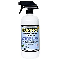 Accidents Happen! Spray Cleaner For Pets