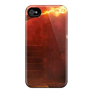 Baretty Case Cover Protector Specially Made For Iphone 5/5s Game Of Thrones Emilia Clarke
