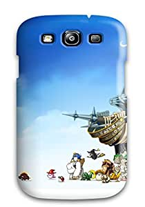 For Galaxy S3 Premium Tpu Case Cover Artistic Maplestory Protective Case