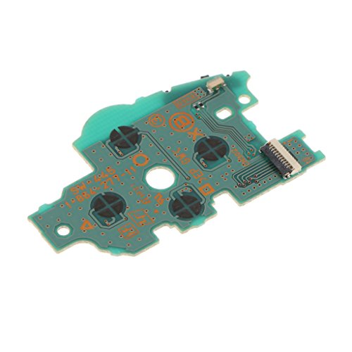 SM SunniMix On/ Off Switch Power Button Board for Sony PSP 1000 Green