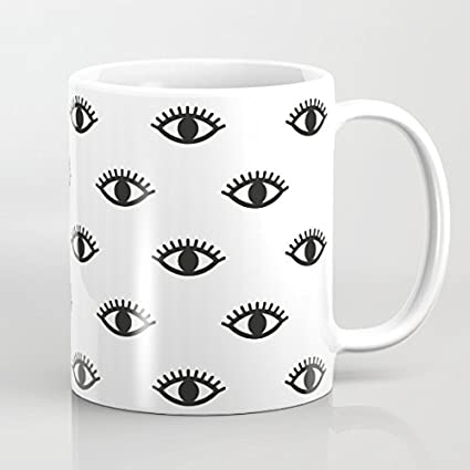 Amazon.com | Eyes Mugs Christmas Gifts Best Presents for Men Funny ...