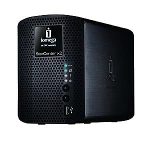 Iomega StorCenter ix2-200 - 2 TB (2 x 1TB) Network Attached Storage 34481