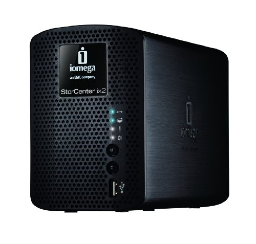 Iomega Storcenter IX2-200 NAS 6TB (2 x 3TB) 2-bay Cloud Edition 34788 (Iomega Ix2)