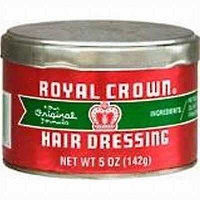 Royal Crown Hair Dressing 5 oz. Jar (Pack of 4) GG-ZXIM-FP3J