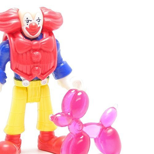 Fisher-Price Imaginext Collectible Figures Series 4 - Birthday Clown with Balloon Animal