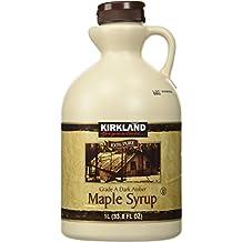 Kirkland Signature Maple Syrup 33.8 fl.oz.