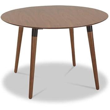 Scandinavian Style Runder Esstisch   Holz