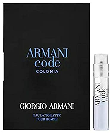 Giorgio Armani Code Colonia Travel Spray
