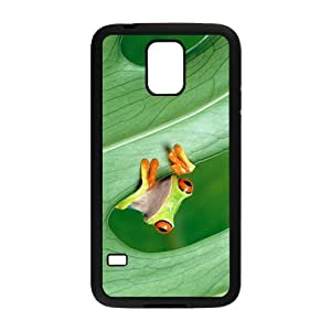 Colorful Frog Hight Quality Plastic Case for Samsung Galaxy S5