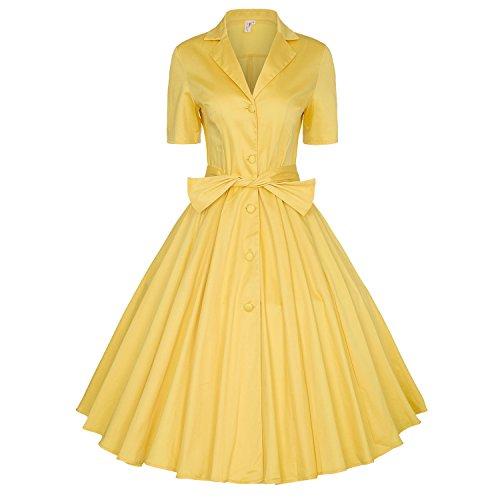 Buy bridesmaid dresses vintage look - 9