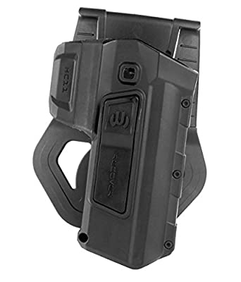 ReCover Tactical HC11 1911 Holster for the CC3H Grip & Rail System