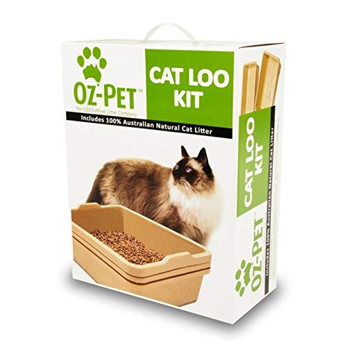 OZ-PET CAT LOO Beige (O9965)
