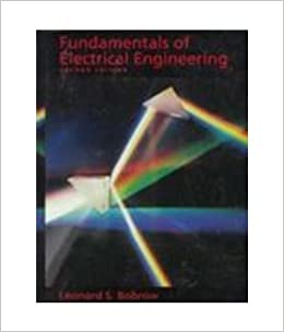 Fundamentals of electrical engineering international edition fundamentals of electrical engineering international edition leonard s bobrow amazon books fandeluxe Gallery