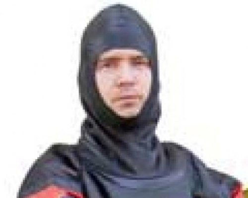 Drysuit Zip Latex Neck/Hood Combo for Scuba Diving and Tech Diving (Drysuit Tech)