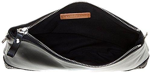 Vanessa Bruno 0Pvd02-V41071, Borsa baguette donna Nero Noir (999 Noir) taglia unica