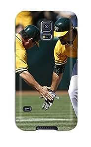 Rowena Aguinaldo Keller's Shop Best oakland athletics MLB Sports & Colleges best Samsung Galaxy S5 cases 1992899K632805149