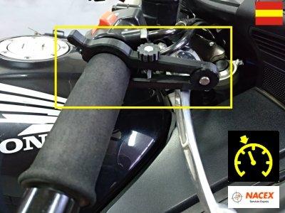 R/égulateur de vitesse de moto
