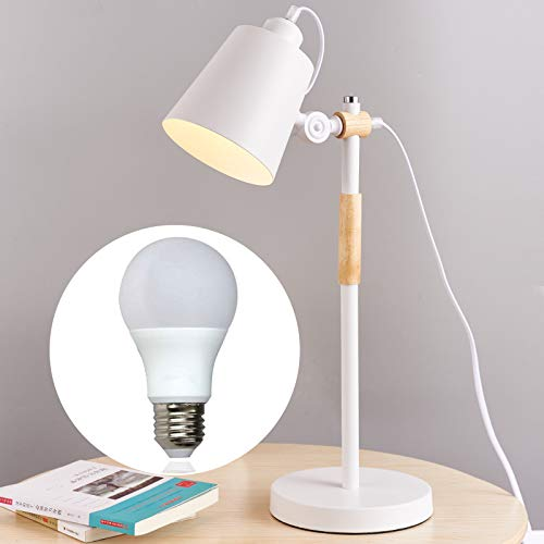 YU-K Lámpara de mesa simple ojo estudiantes escritorio ...