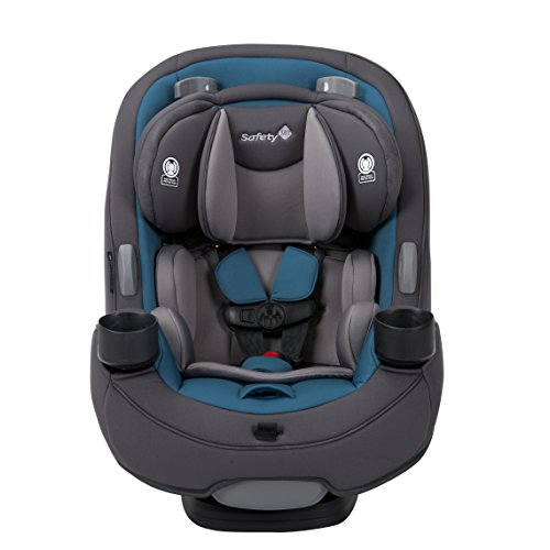 Review Safety 1st Grow and Go 3-in-1 Convertible Car Seat, Blue Coral