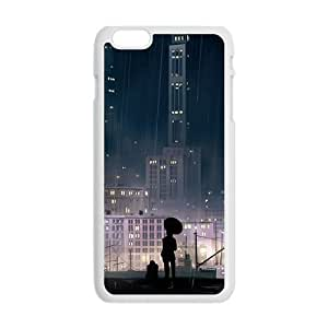 City night scenery Phone Case for iPhone 6 Plus 5.5""