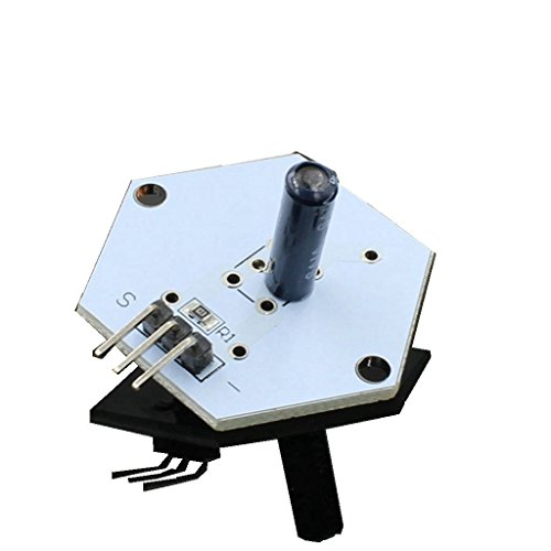 Next LDTR-0020 DIY Vibration Switch Sensor Module for Arduino - White + Black (Works with Official Arduino Boards) ARD0818