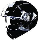 Studds Full Face Helmet Downtown (Black, M)