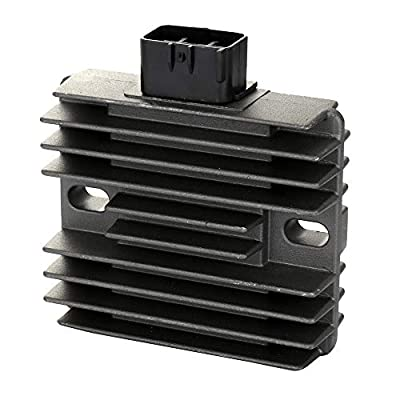 OCPTY Voltage Regulator Rectifier Fits 2005-2011 Arctic Cat 650 2006 2008-2012 Arctic Cat 700 2010-2011 Arctic Cat 700S 2009 Arctic Cat Prowler 550: Automotive