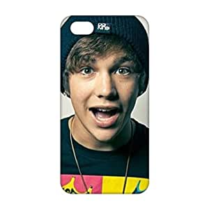Fortune Austin Mahone 3D Phone Case for iPhone 5s