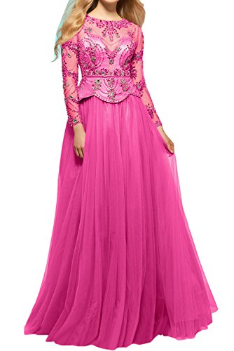 Ivydressing - Vestido - trapecio - para mujer rosa 34