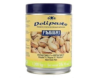 Fabbri Delipaste Pistachio Pure (2.2 lb)