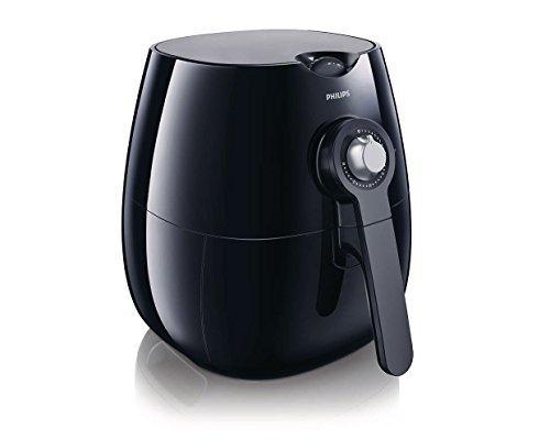 Philips Viva Airfryer – Black – HD9220/26 (Certified Refurbished)