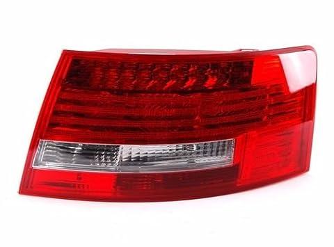 Audi A6 S6 OEM LED Tail Light Assembly Rear Outer Right (Passenger Side) - Audi A6 Light