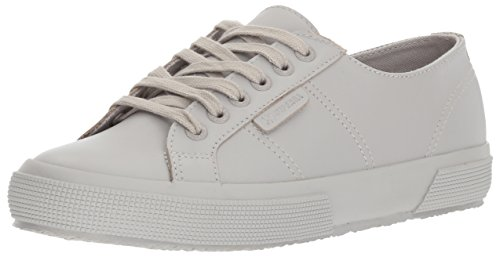 Superga Women's 2750 Fglu Wt Fashion Sneaker - Total Light Grey (Large Image)
