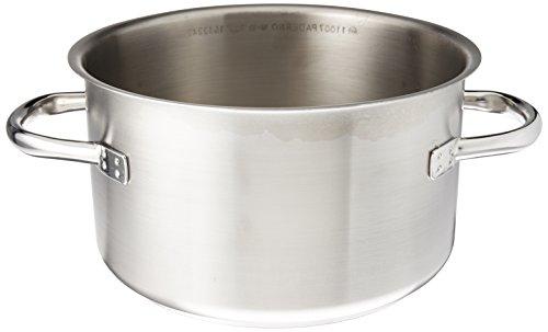 Paderno Stainless Steel 5.25 Quart Sauce Pot