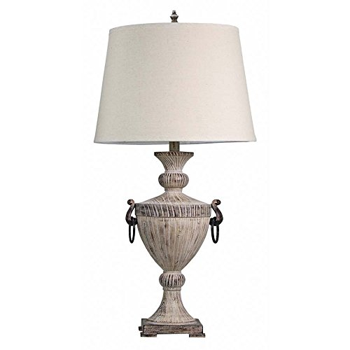 Design Toscano Nottingham Place Urn Table Lamp (Set of 2), 15 x 15 x ()