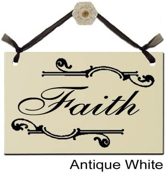 Wrapped In A Cloud Faith-Decorative Sign S-312-W