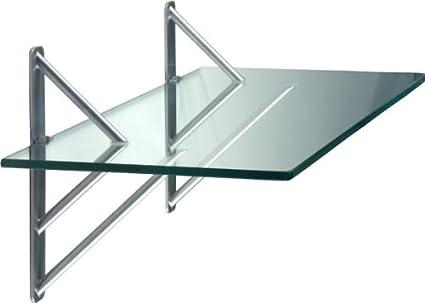 600 mm x 600 mm Direkt vom Glasereifachbetrieb!! alle Ma/ße lieferbar Klarglas 8 mm stark Glasplatte//Glasregal