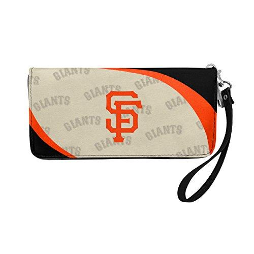 Littlearth MLB San Francisco Giants Womens Wallet Curve Organizer Stylesan Francisco Giants Wallet Curve Organizer Style, Team Colors, One ()