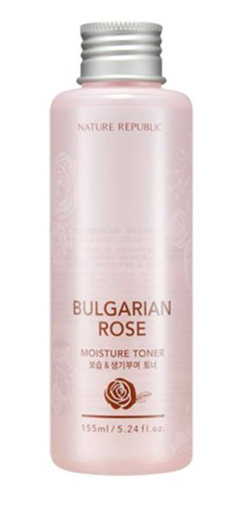Nature Republic Bulgarian Rose Moisture Toner 155ml / 5.24 fl.oz