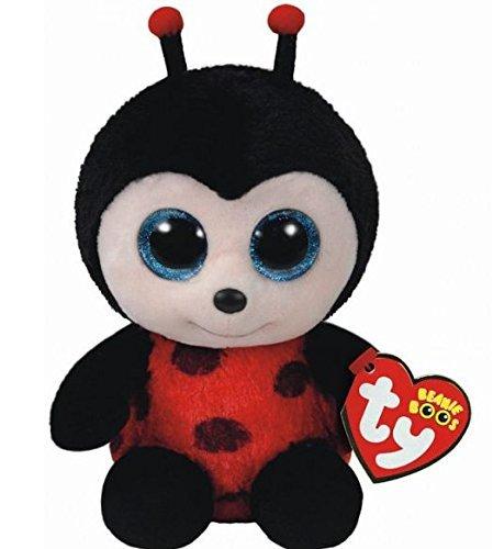 Stuffed Ladybug - TY Beanie Boos 6