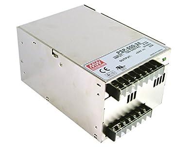 ac to dc power supply single output 24 volt 25 amp 600 watt