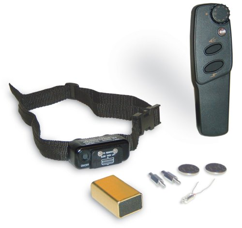 - PetSafe Deluxe Little-Dog Remote Trainer for Pets Under 40 Pounds, PDLDT-305
